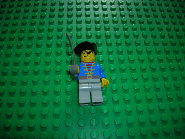 Lego Figur Pirat pi005 Säbel Piratenschiff Schatz Pistole Pirats 6285 10040