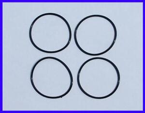 4-x-O-Ring-Dichtungsring-6-8X1-9-mm-Gummi-fuer-DirtBilk-PitBike-Enduro-Quad