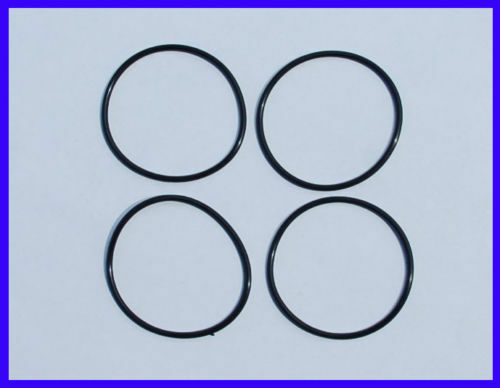 4 x O-Ring Dichtungsring 27,4X 2,4 mm Gummi für DirtBilk PitBike Enduro  Quad