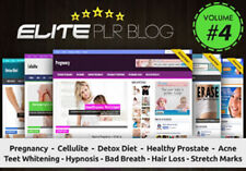 Instant Niche Plr Wordpress Blogs Volume 4 Health