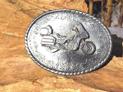 Honda Gold Wing Gürtelschnalle Wechselschnalle Buckle für 4cm Schließe Bike