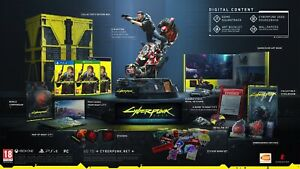 Style De Mode Cyberpunk 2077 Collector's Edition (xbox One)-afficher Le Titre D'origine Magasin En Ligne