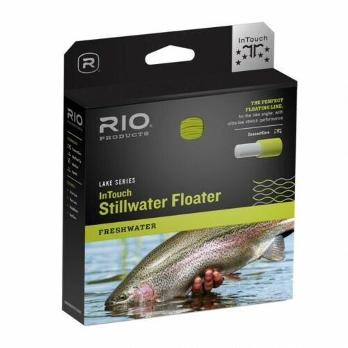 RIO INTOUCH STILLWATER FLOATING FLY FISHING LINE New 2020