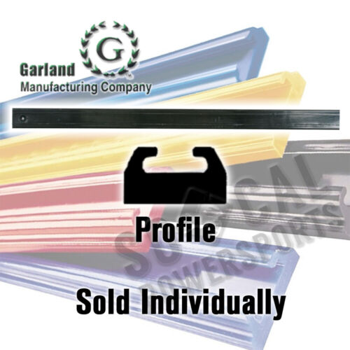 Garland Snowmobile Hyfax Slide Black 64.00in Polaris 800 Pro-RMK 2011-2017