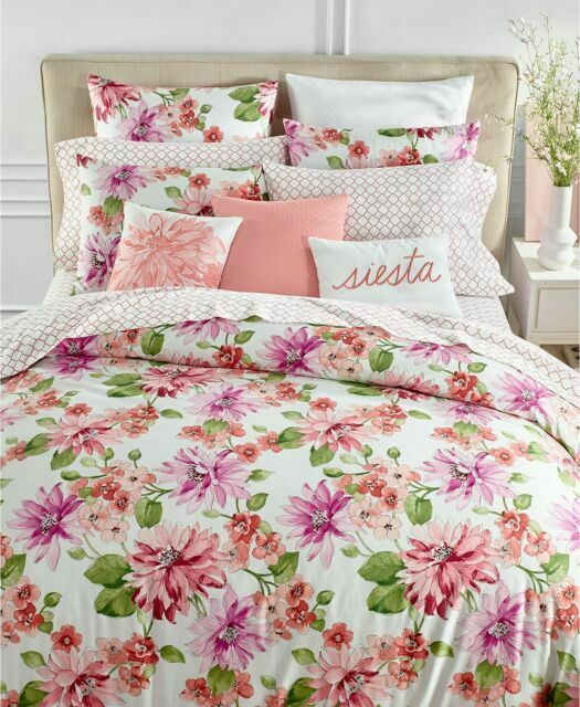 Charter Club Damask Designs Bouquet 300 Thread Count King Comforter Multi For Sale Online Ebay