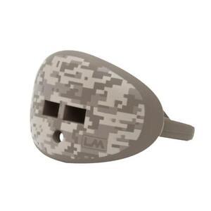 Digital Camo Military Green Football Mouth Guard