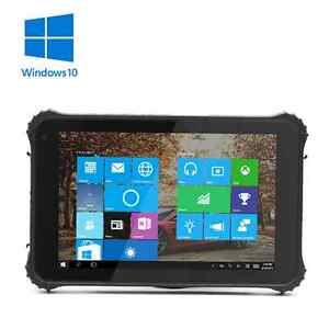 Image Is Loading Rugged Tablet Waterproof Windows 10 Ip67 8inch Toughpad