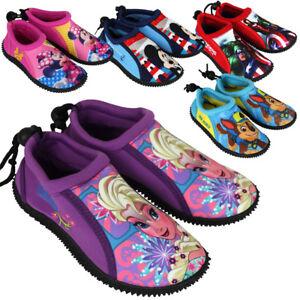 Kinderschuhe Kinder Wasserschuhe Badeschuhe Surfschuhe Disney Schuhe vN8ym0wOPn