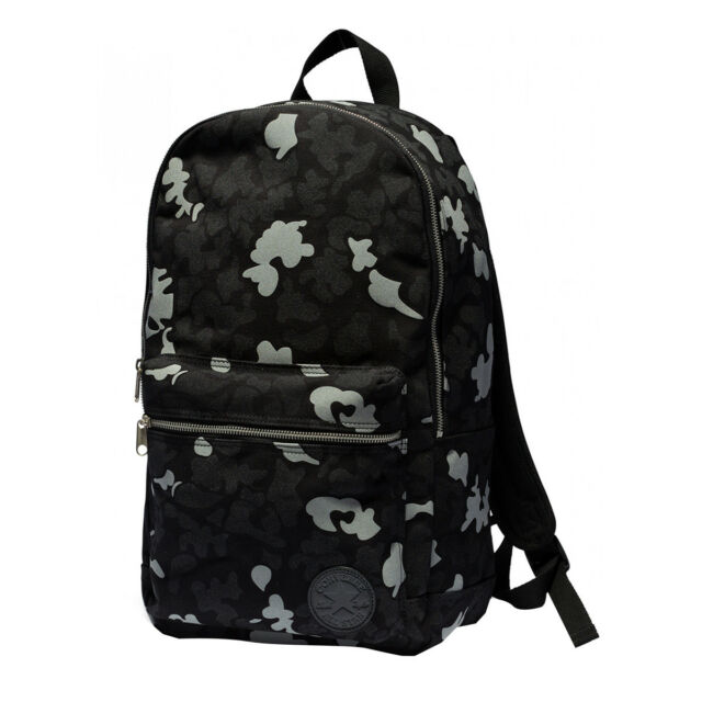 4cfee58c971c Buy Converse Black Reflective Chuck Taylor Camo Unisex Backpack Bag ...