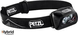 Petzl Actik Core 450 Lumen Black Fishing Headlamp