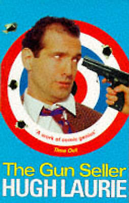 The Gun Seller, Hugh Laurie | Paperback Book | Good | 9780749323851