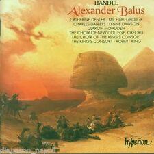 Handel: Alexander Balus / King's Consort - CD