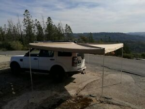 Antenergy 2 5m Skywing Batwing Awning Roof Top Tent Camper