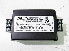 ISLATROL IC+105 THE ACTIVE TRACKING FILTER 120VAC 50/60HZ 5A ***XLNT***