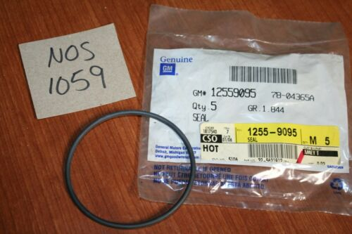 NOS GM Engine Oil Filter Adapter Oring  Qty.1 12559095 88-00 6.2L 6.5L Diesel  D
