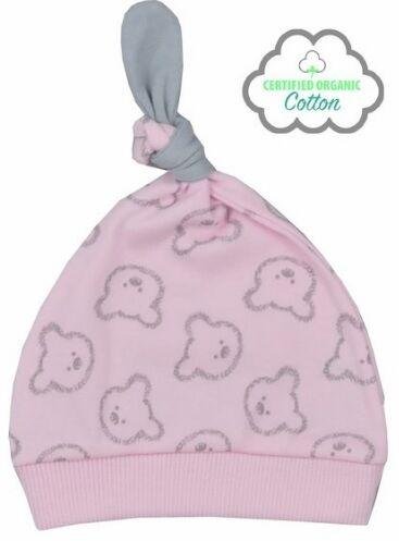 Baby gorra Teddy-print en 3 colores Baby gorra regalo bautizo nacimiento lactante