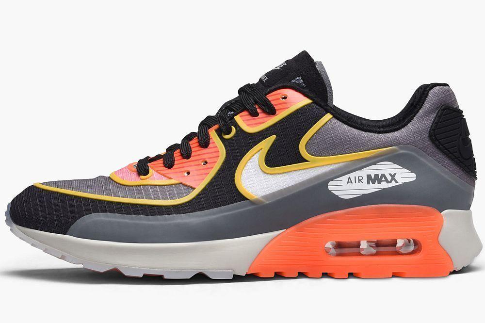 Nike air max 12 90 ultra 2.0 si multi-color frauen größe 12 max männer größe 10,5 881108 001 e197d9