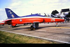 4-450-Bae-Systems-Hawk-T-1-Royal-Air-Force-XX176-Kodachrome-SLIDE