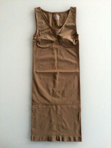 Unterkleid Figur Body beige M 36-38 formend schlank figurbetont Brust Bauch Po
