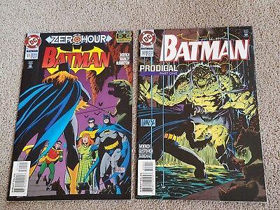 BATMAN #511 VERY FINE 1994 DC COMICS ZERO HOUR