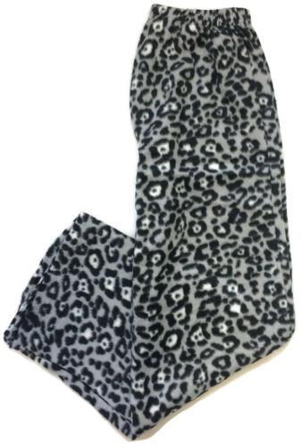 NIcole K Womens Sueded Fleece Minky Pajama Pants Assorted Fun Prints//Colors