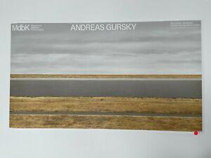 Andreas Gursky Lithograph Print Rhein III Edition of 200 MDBK