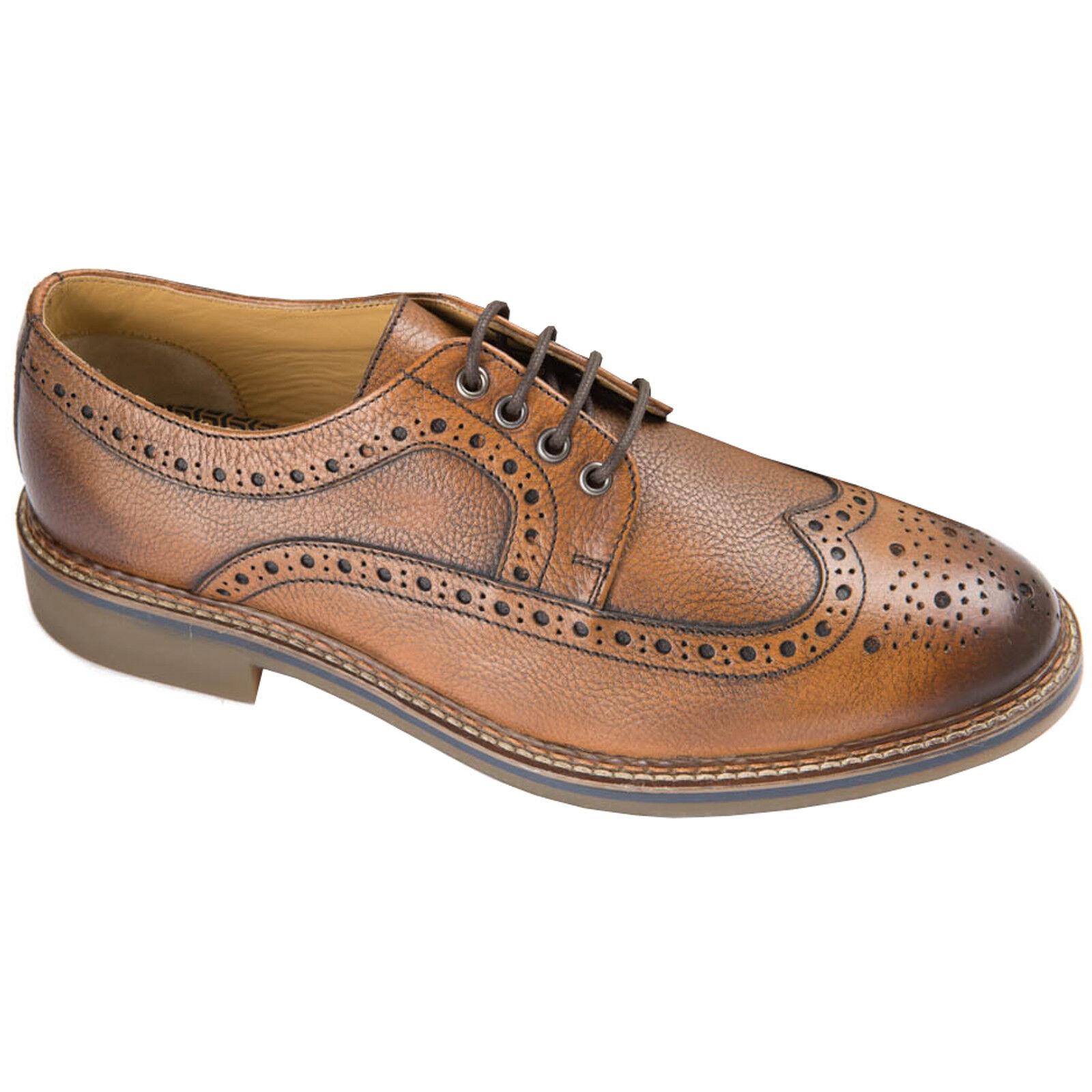 Da Uomo Ikon ORZO Formali Eleganti Scarpe Scarpe classiche da uomo
