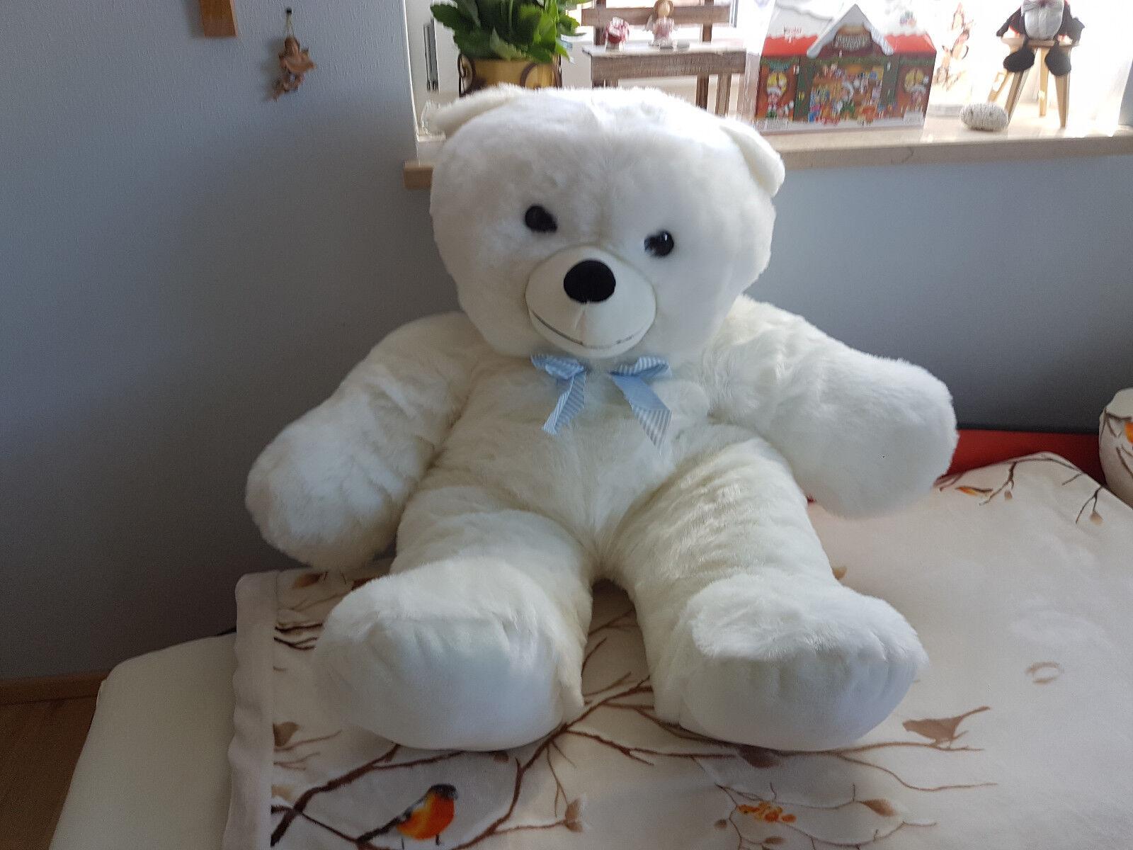 Mundia Teddy Bär Mande In Germany 100 cm