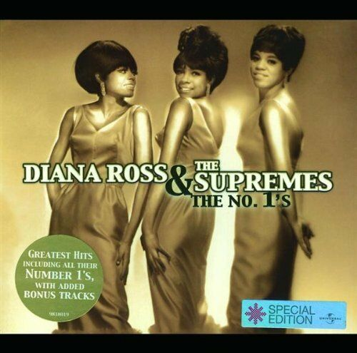 1 of 1 - Diana Ross & The Supremes - Diana Ross & ... - Diana Ross & The Supremes CD BIVG