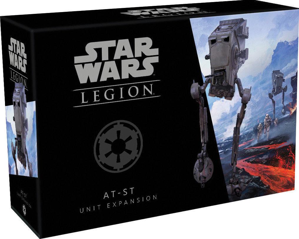 Star Wars Legion AT-ST NIB