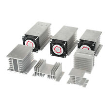 1pc Ssr Solid State Relay Heat Sinks Base Solid State Radiator 10a 25a 10a 120a