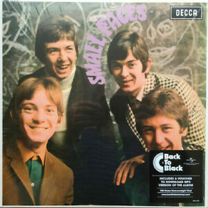 SMALL-FACES-SELF-TITLED-ALBUM-NEW-amp-SEALED-MONO-180G-VINYL-LP-REISSUE