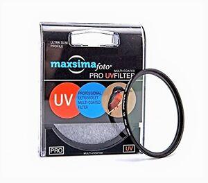 55mm uv filter fits panasonic lumix dmc fz70 fz72 and sony hx300 hx400v h400 ebay. Black Bedroom Furniture Sets. Home Design Ideas