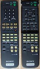 Sony control remoto rm-pp402 para receiver str-de.../str-DB.../CDP-Xe...