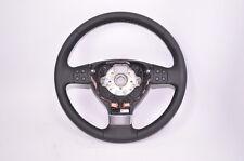 New Genuine VW Steering Wheel Multi Function Mk5 Black Leather Golf Jetta '05-10