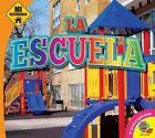 La Escuela by Aaron Carr 9781489621924 (hardback 2014)