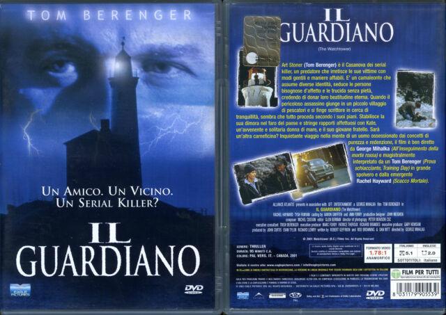 IL GUARDIANO - DVD (USATO EX RENTAL) - TOM BERENGER