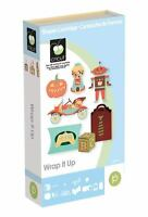 Cricut Wrap It Up Cartridge Holiday Birthday Presents Cards Tags Boxes