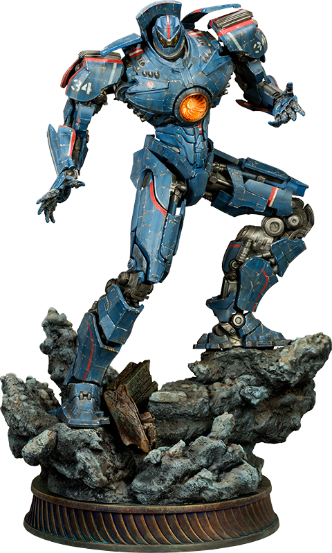 Sideshow collectibles gipsy gefahr pacific rim 20