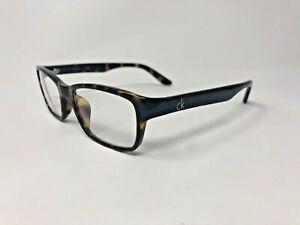 CALVIN-KLEIN-CK5825-214-Eyeglasses-Frame-50-17-135-Havana-Brown-Tortoise-TQ57