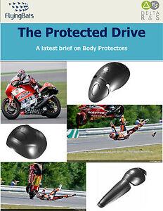 442494576f2 Caricamento dell immagine in corso MOTO-Corpo-Protezione-PU-interno- PROTECTOR-BIKER-SPORT-