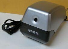 X Acto Electric Pencil Sharpener Models 19xxx Clean Ready