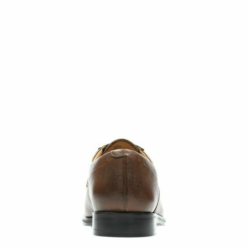 Brown £ Clarks 5 Uk Mix Corfield 10 Mens 80 9 Smart Rrp 8 5 9 Shoes CCtqU6