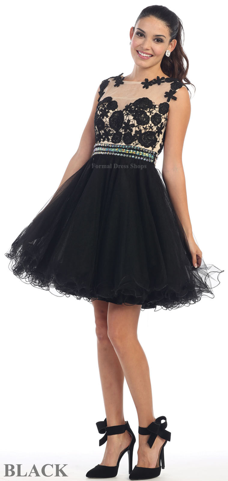 0407c6c049 Great SALE SHORT PROM COCKTAIL GRADUATION PARTY HOMECOMING SEMI ...