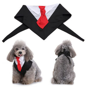 JN-Pet-Dog-Puppy-Wedding-Party-Groom-Tuxedo-Bow-Tie-Suit-Apparel-Clothing-Cos