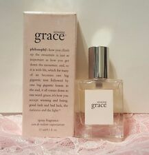 Philosophy  Amazing Grace Spray Fragrance  EDT  0.5 oz.