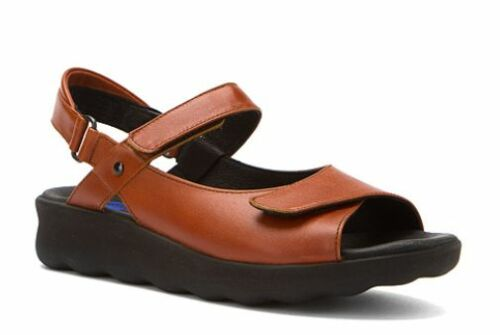 Wolky Pichu Brandy Comfort Ankle Strap Sandal Women's sizes 3642511 NEW