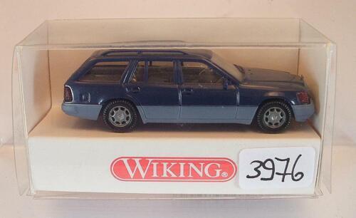 Wiking 1//87 nº 154 02 16 mercedes benz 320 te azul OVP #3976