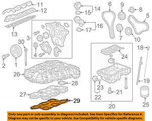 traverse engine diagram gm oem engine intake manifold gasket 12673300 ebay  gm oem engine intake manifold gasket