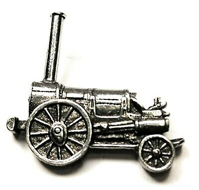 FLYING SCOTSMAN PEWTER HAND CRAFTED LAPEL PIN BADGE IN POUCH GIFT IDEA